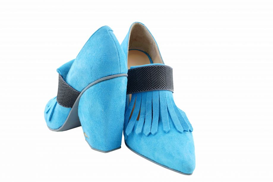 Yes Elvis, Blue suede shoes 003